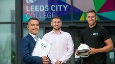 5 July 2019. G&H Maintenance at Leeds City College.